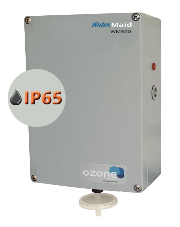 WaterMaid WM500. Ozon generator for rensing av vann
