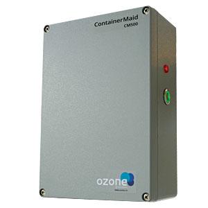 Vår nyeste Ozongenerator, ContainerMaid, er støvtett og sprutsikker (IP65) Den er suveren på luktfjerning i fuktige og krevende miljøer.